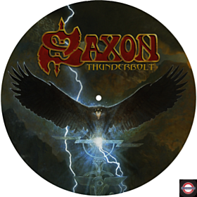 SAXON — Thunderbolt [Picture Disk]