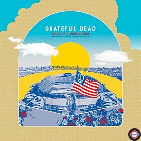 Grateful Dead - Saint Of Circumstances (5LP Box)