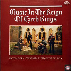 Alte Musik aus den Zeiten der tschechischen Könige