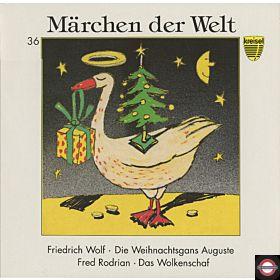 Märchen der Welt - Das Wolkenschaf & Die Weihnachtsgans Auguste