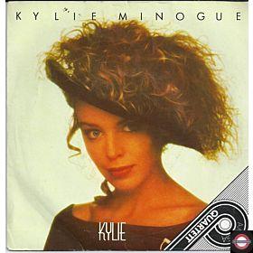"""Kylie Minogue  (7"""" Amiga-Quartett-Serie)"""