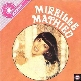 "Mireille Mathieu  (7"" Amiga-Quartett-Serie)"