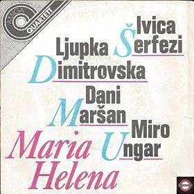 "Maria Helena  (7"" Amiga-Quartett-Serie)"