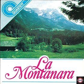 "La Montanara  (7"" Amiga-Quartett-Serie)"
