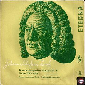 Brandenburgisches Konzert nr. 3 G-dur BWV 1048