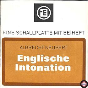 Englische Intonation