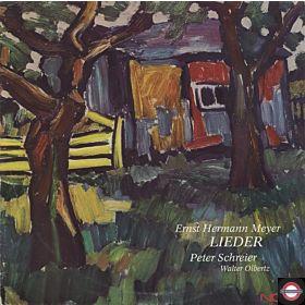 Ernst Hermann Meyer, Peter Schreier, Walter Olbertz – Lieder