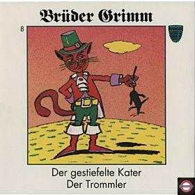 Brüder Grimm 8 - Der gestiefelte Kater