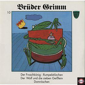 Brüder Grimm - 10 - Froschkönig u.a. Märchen
