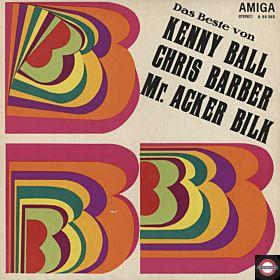 Das Beste von Kenny Ball, Chris Barber, Mr. Acker Bilk