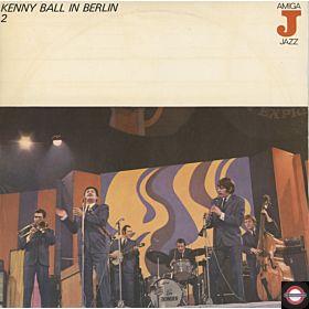 Kenny Ball & His Jazzmen in Berlin 2