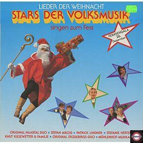 Lieder Zur Weihnacht - Stars Der Volksmusik