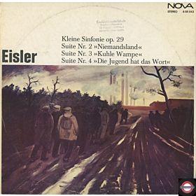 Eisler - Kleine Sinfonie Op. 29 Et Al