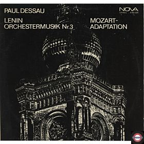 Dessau: Lenin/Symphonische Mozart-Adaption