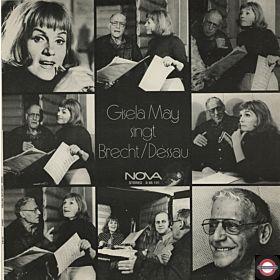 Gisela May Singt Brecht-Dessau