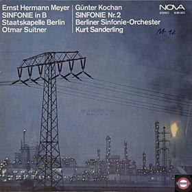 Ernst Hermann Meyer, Günter Kochan – Sinfonie In B; Sinfonie Nr.2 Für Großes Orchester In Einem Satz