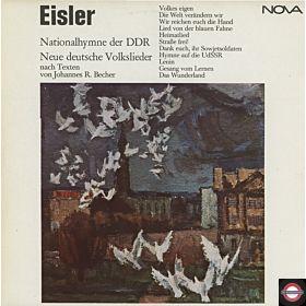 Eisler: DDR-Nationalhymne/Neue deutsche Volkslieder