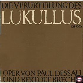 Dessau Und Brecht – Die Verurteilung Des Lukullus (2LP)