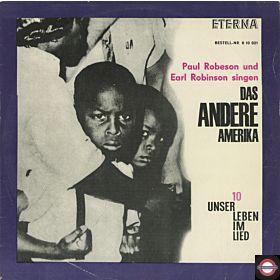 Das andere Amerika - Paul Robinson & Earl Robinson singen