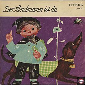 """Günter Schiffel - Der Sandmann ist da (Radio DDR-Sandmann) (7"""" EP)"""