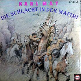 Karl May - Die Schlacht in Der Mapimi