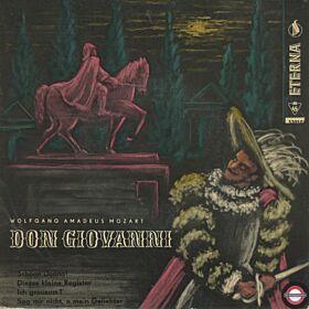 Wolfgang Amadeus Mozart - Clara Ebers, Heinrich Pflanzl, Staatskapelle Berlin, Franz Konwitschny – Don Giovanni