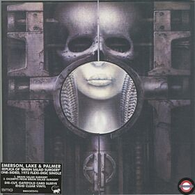 "Emerson, Lake & Palmer ‎– Brain Salad Surgery  7"" Single"
