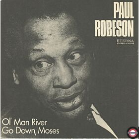 Paul Robeson – Ol' Man River / Go Down, Moses